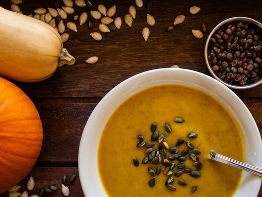 Autumn Super Soup