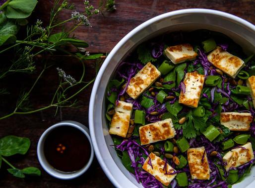 Roquette Spring Salad