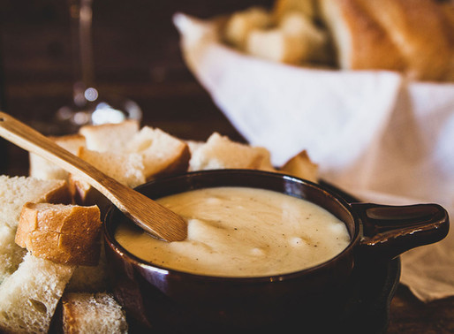 Aussie Alps Cheese Fondue