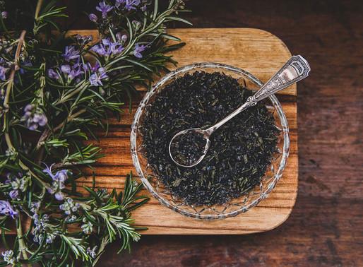 Rosemary Black Salt