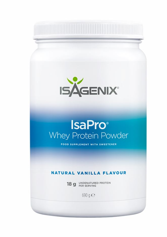 Isapro Protein Powder