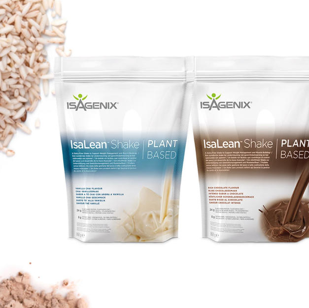 Plant Based Protein Shakes