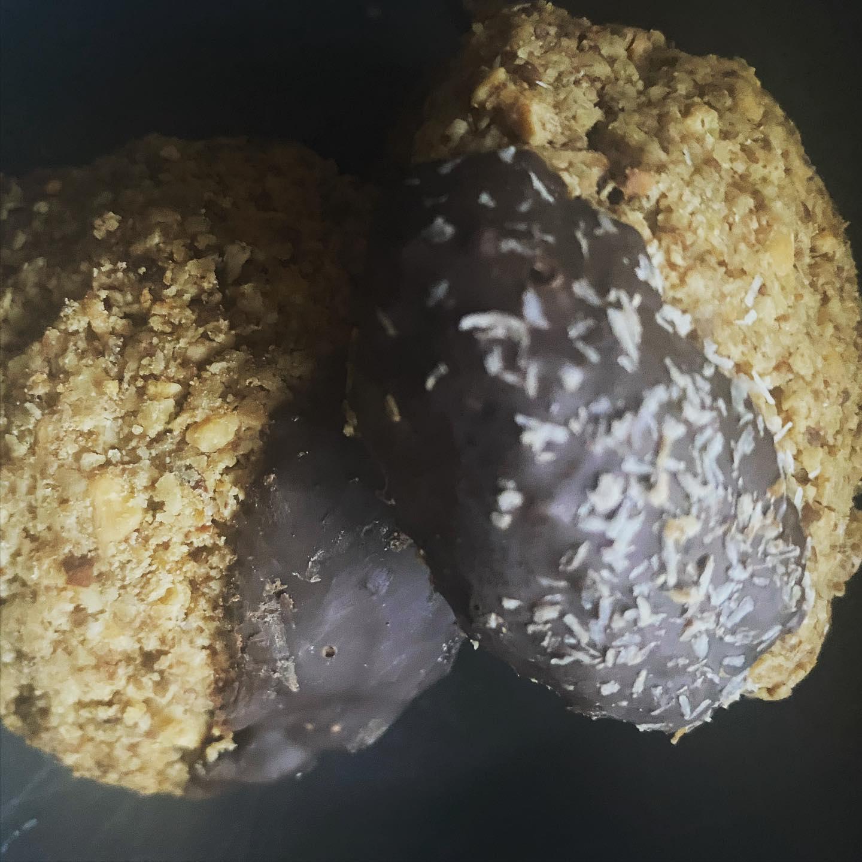 Flakemeal Cookies