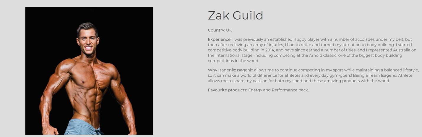 zak Guild