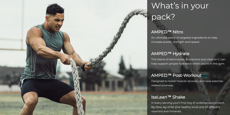 Athletes Pack