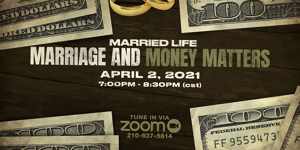 Marriage and Money Matters