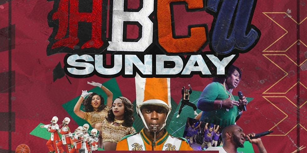 HBCU SUNDAY