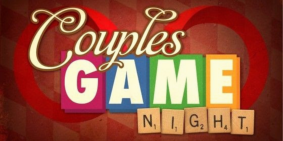 MARRIED LIFE GAME NIGHT