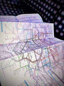 Tube Map 2019