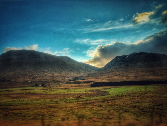 Scottish Highlands 2018