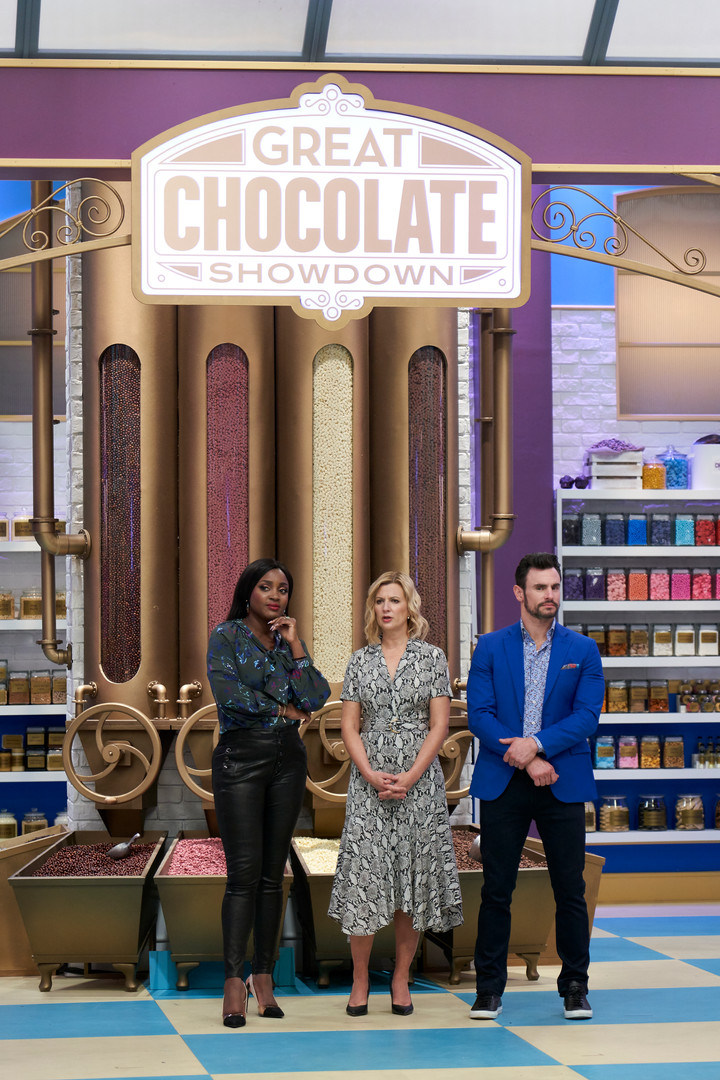 Great Chocolate Showdown Episodde 5