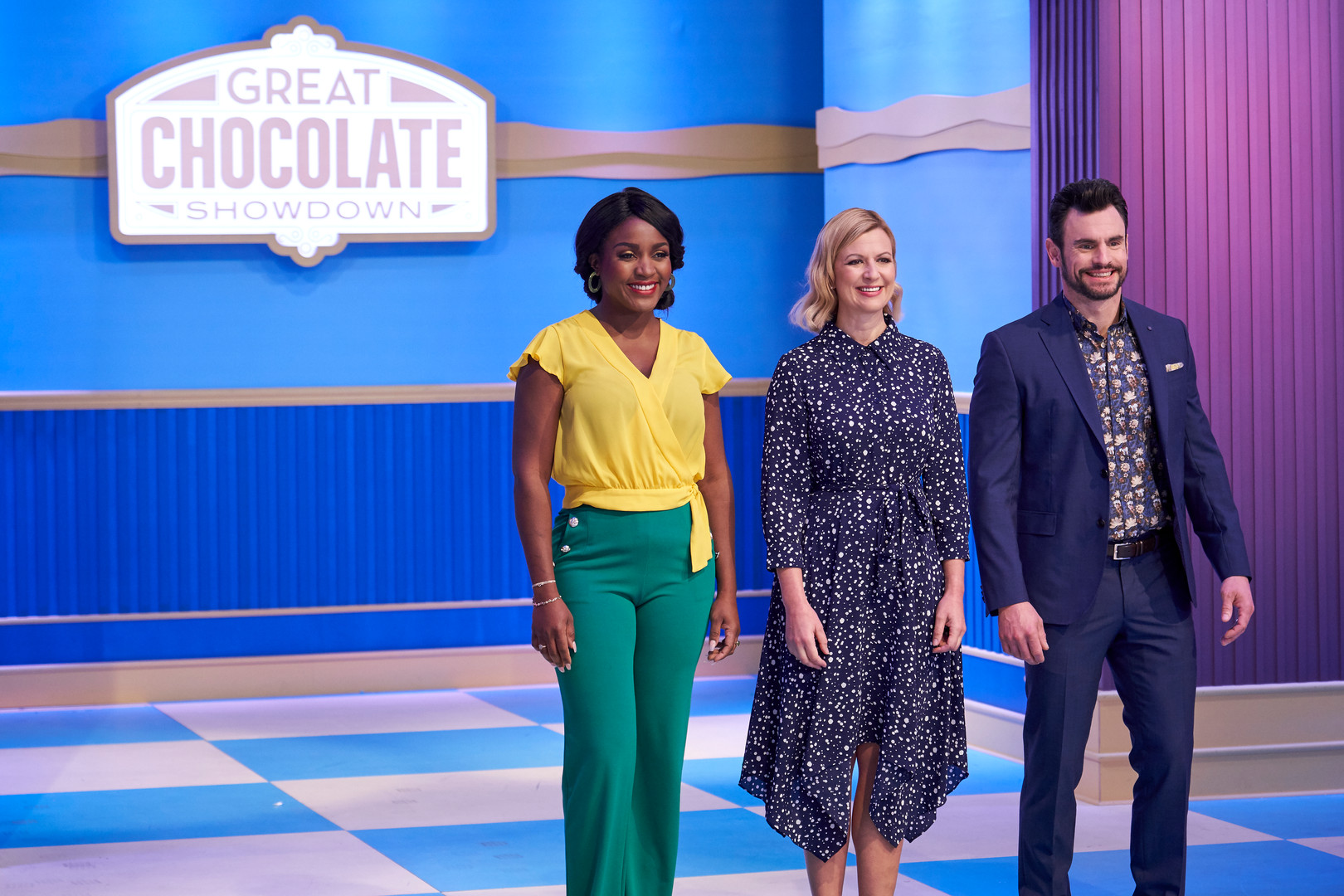 Great Chocolate Showdown Episodde 6
