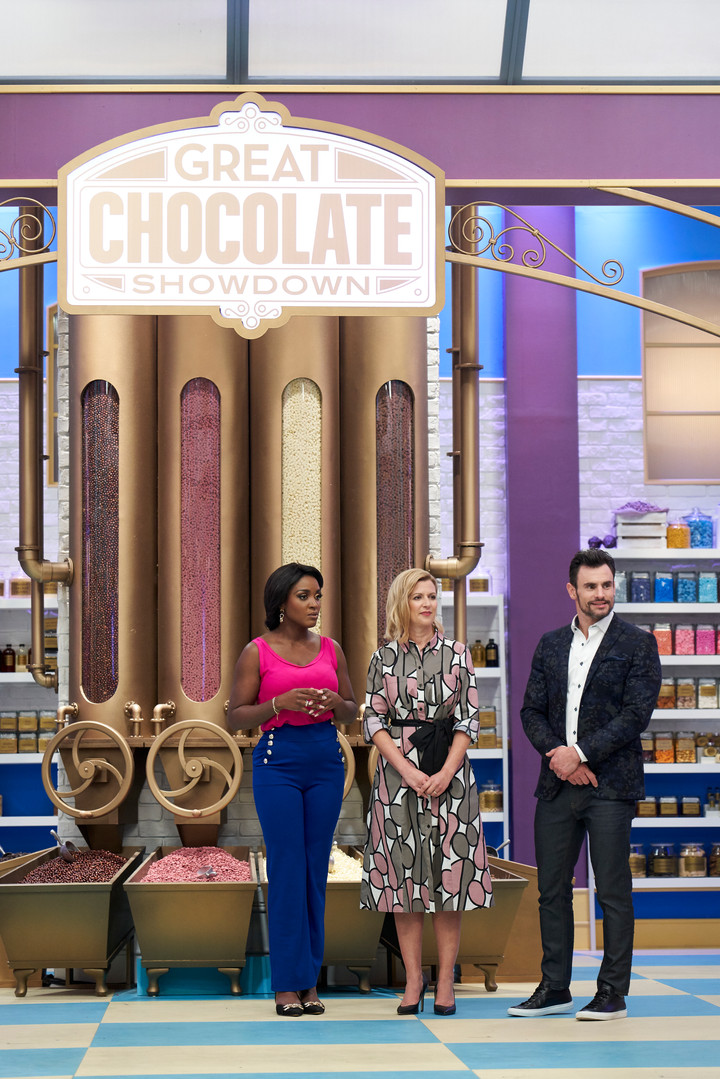 Great Chocolate Showdown Episodde 2