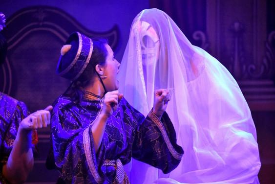 Wishee Washee in Aladdin 2019