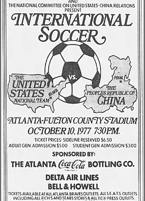 The Barren Pitch: Atlanta Pro Soccer in the mid-1970's