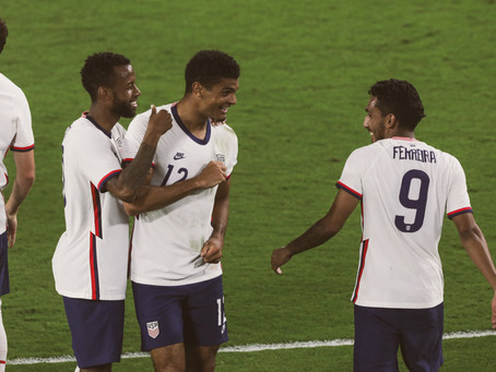 Miles Robinson Starts, Scores First Goal for USMNT