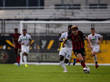 Young Atlanta United 2 squad performs well in 2-2 draw with Memphis