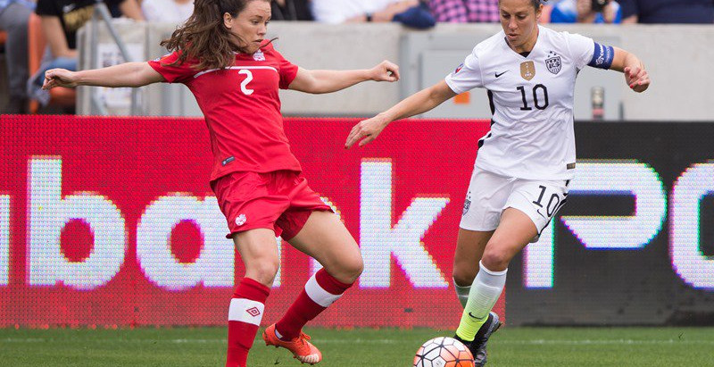 A Festival of Rivalries: SheBelieves Cup 2021