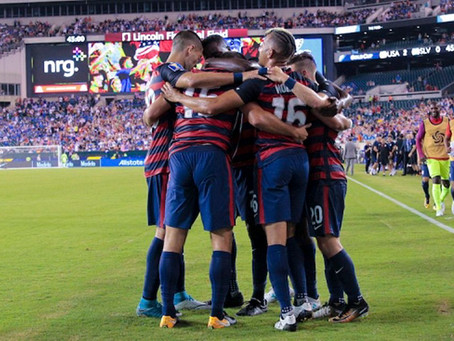 RELEASED: USMNT Schedule for 2021 Concacaf Gold Cup