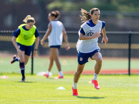 USWNT Olympic Roster Confirmed: Vlatko Is Gambling that Class, Experience Will Shine Through