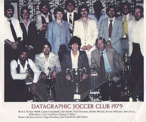 Datagraphic Soccer Club: Champions on and off the field