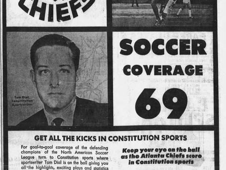 July 31 in Atlanta soccer history