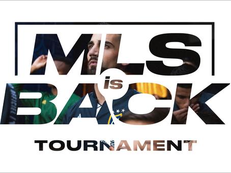 MLS is Back... on July 8
