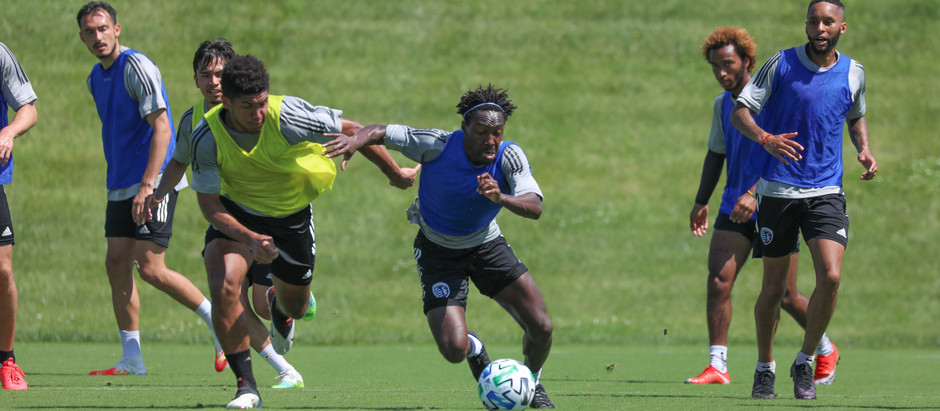 3 MLS Teams Return to Full Training