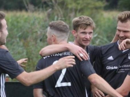 4:0 - Klarer Sieg gegen den TSV Waldkappel