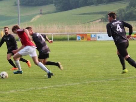 II. Mannschaft spielt 0:0-Unentschieden