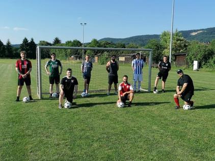 II. Mannschaft startet in die Vorbereitung