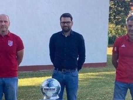 Marco Wehr neuer Trainer des VfL Wanfried