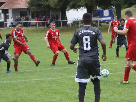 Spiel gegen den FC Eschwege verlegt