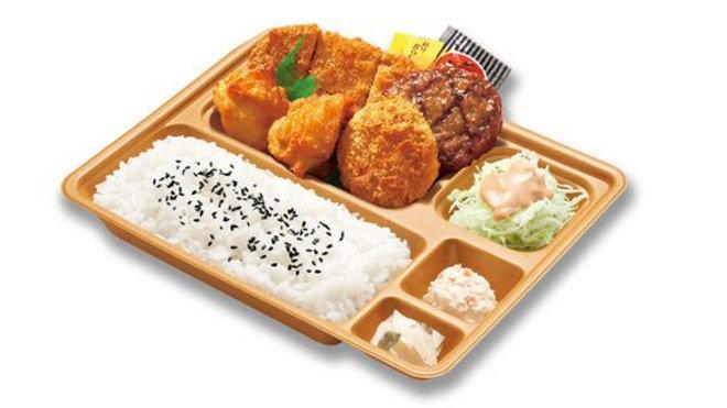 大関さん弁当(本家かまどや)