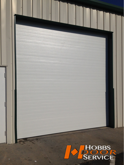 12x12 Amarr Insulated Ribbed Steel