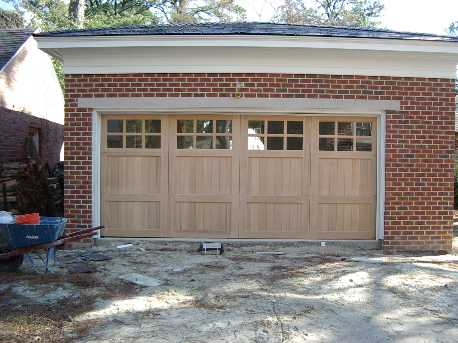 Carriage House Door Company Cedar