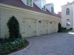 Carriage House 3-Bay Garage