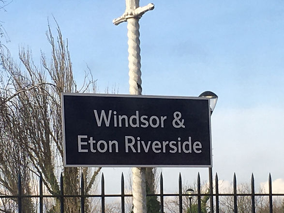 Windsor & ER station