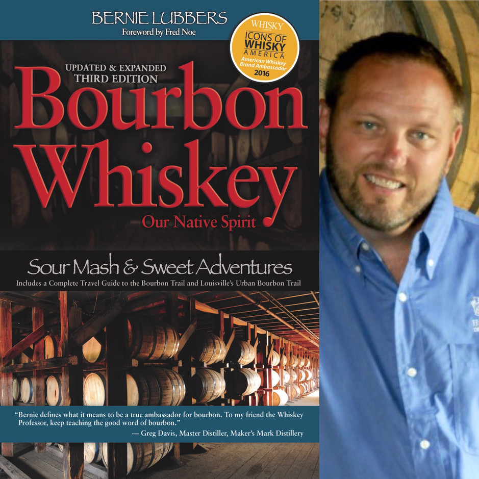 Episode 9 - The Whiskey Professor, Bernie Lubbers