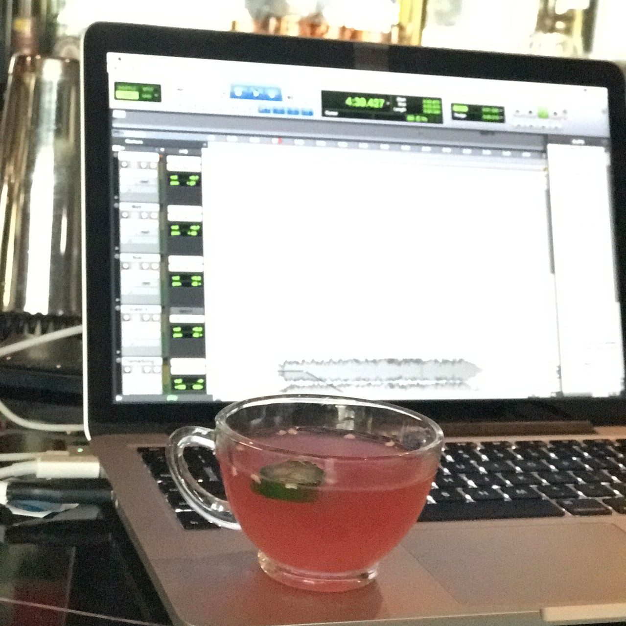 Punch and Protools