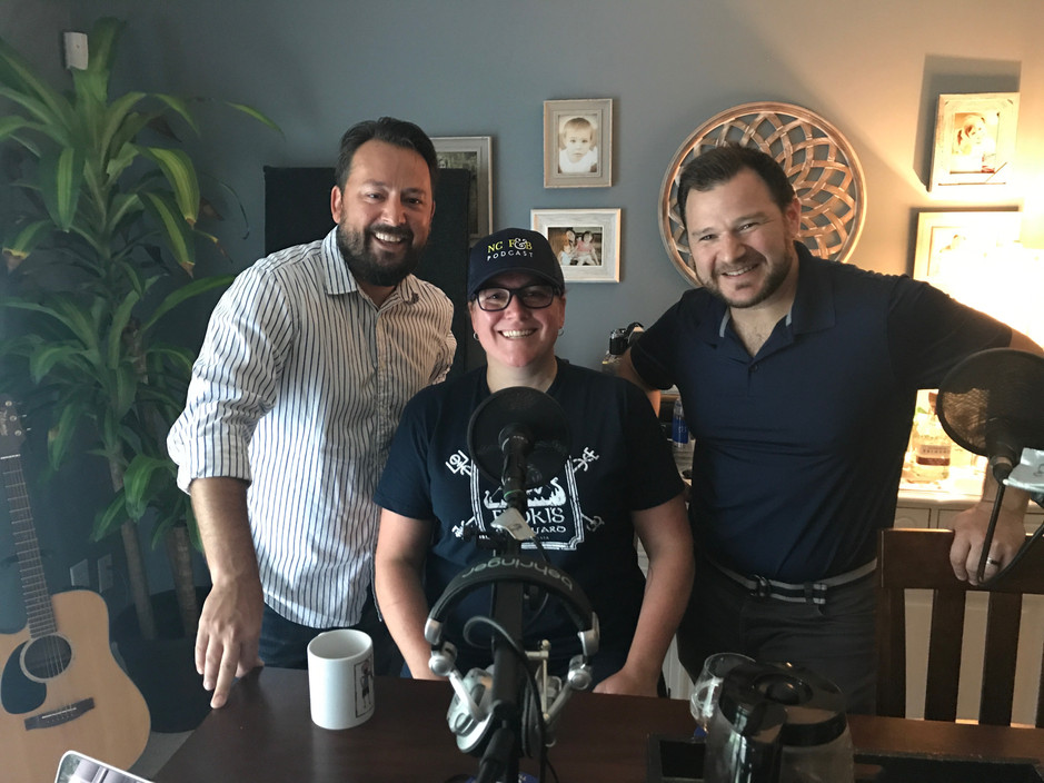 Our 50th episode! We celebrate with Chef Ashley Christensen!