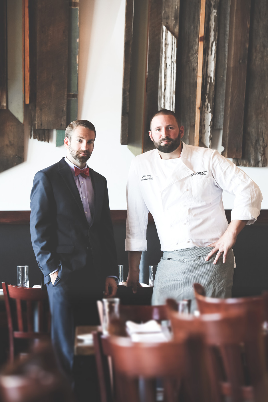 Episode 21 - The Dynamic Duo of Piedmont Restaurant, Chef John May & GM Crawford Leavoy