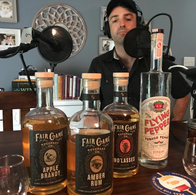 Chris Jude's booze