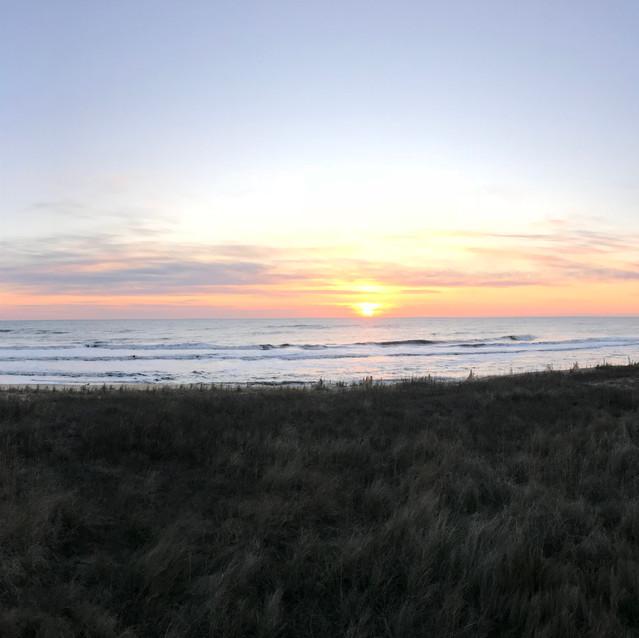 Sunrise in the OBX