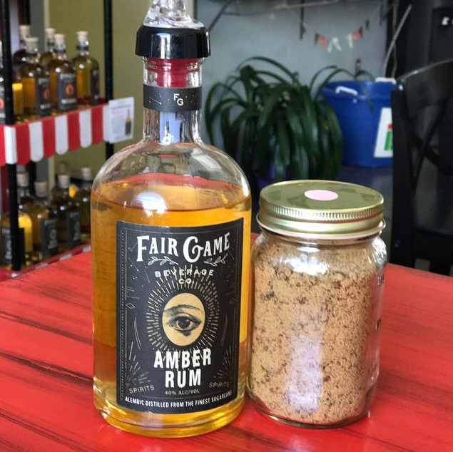 Amber Rum