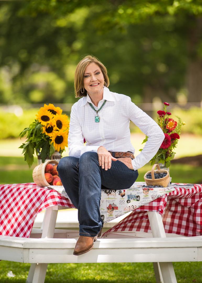 Allison Lassiter, Founder of Berry Best Jams