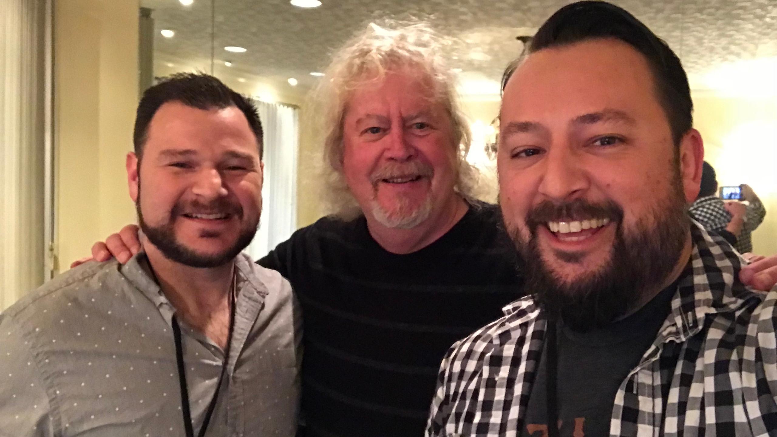Jim Clendenen on the NC F&B Podcast