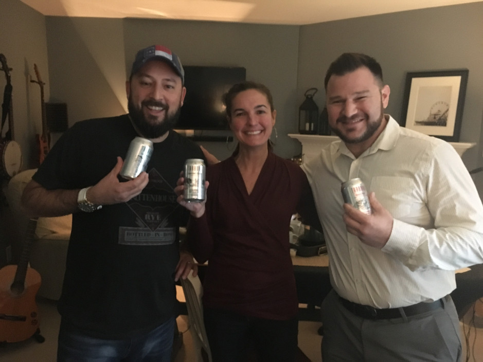Episode 23 - Co-Owner of On The Square & Tarboro Brewing Company, Inez Ribustello