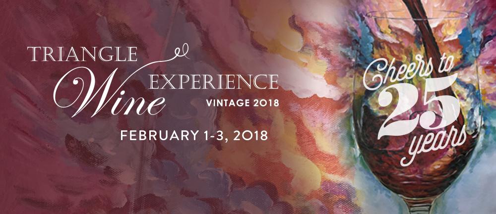 Triangle Wine Experience 2018