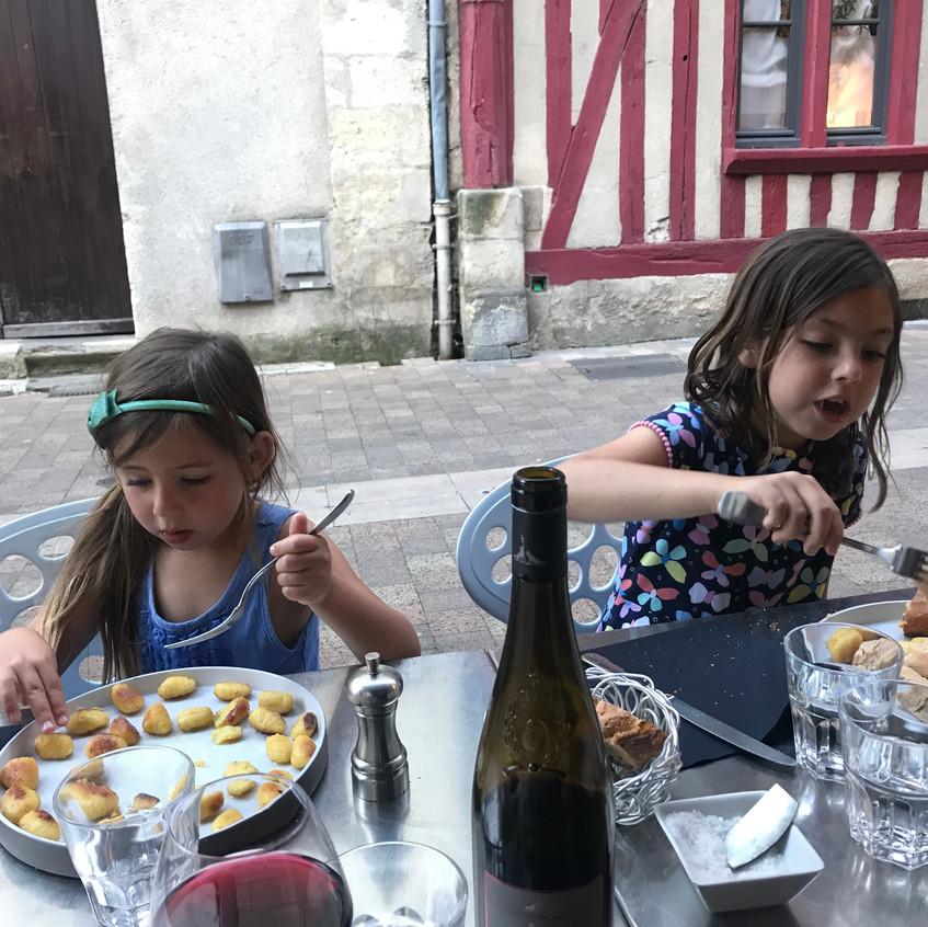 Brasserie in Beaune